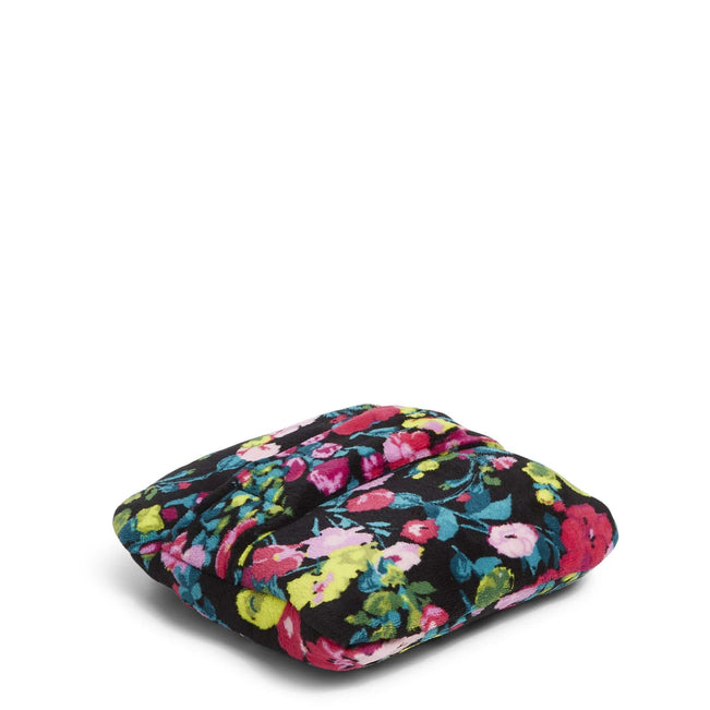 Factory Style Fleece Travel Blanket-Hilo Meadow-Image 1-Vera Bradley