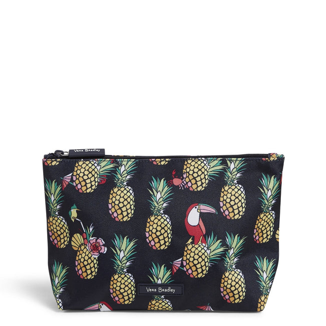 Lighten Up Large Cosmetic Bag-Toucan Party-Image 1-Vera Bradley