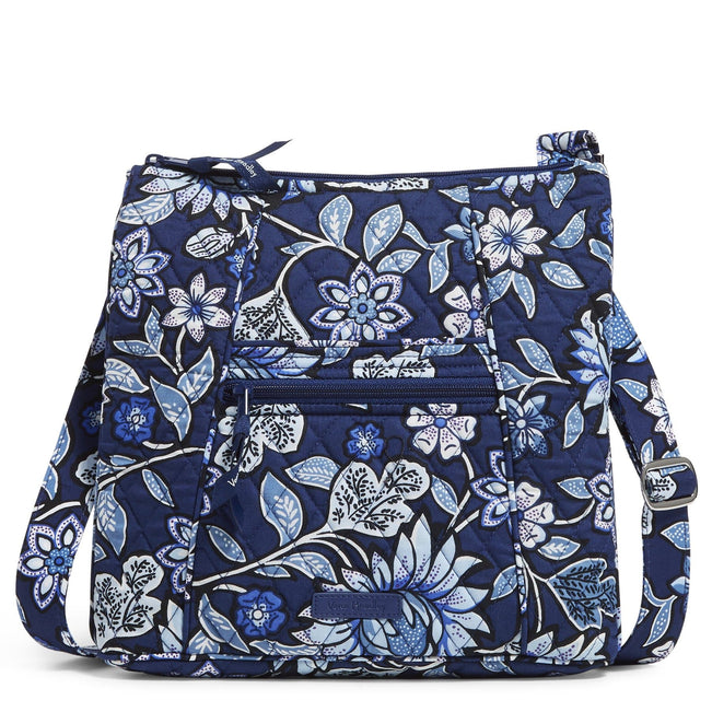 Factory Style Hipster Crossbody Bag-Tropics Tapestry-Image 1-Vera Bradley