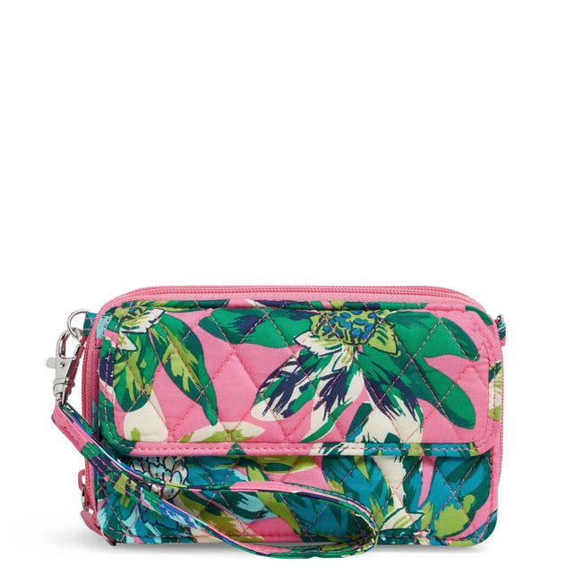 Factory Style All In One Crossbody and Wristlet-Tropical Paradise-Image 1-Vera Bradley