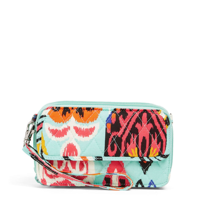 Factory Style All In One Crossbody and Wristlet-Pueblo-Image 1-Vera Bradley