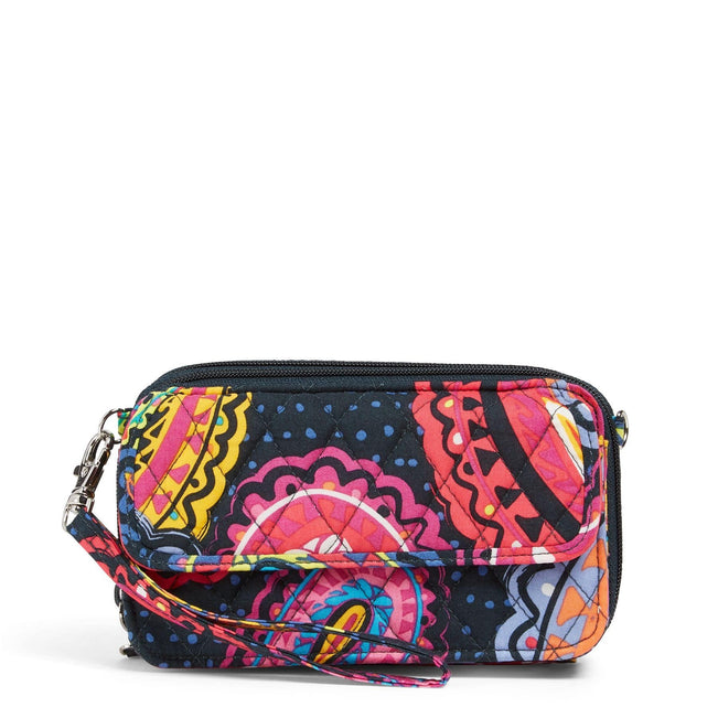 Factory Style All In One Crossbody and Wristlet-Twilight Paisley-Image 1-Vera Bradley