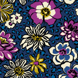 Factory Style On the Square Wristlet-African Violet-Image 3-Vera Bradley