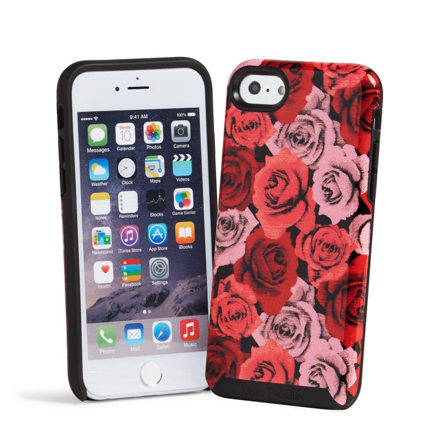 Hybrid Case for iPhone 7-Havana Hothouse-Image 1-Vera Bradley