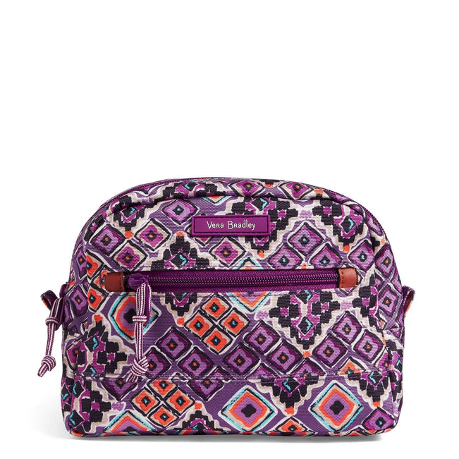 Medium Cosmetic Bag-Dream Diamonds-Image 1-Vera Bradley