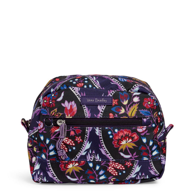 Medium Cosmetic Bag-Foxwood Meadow-Image 1-Vera Bradley