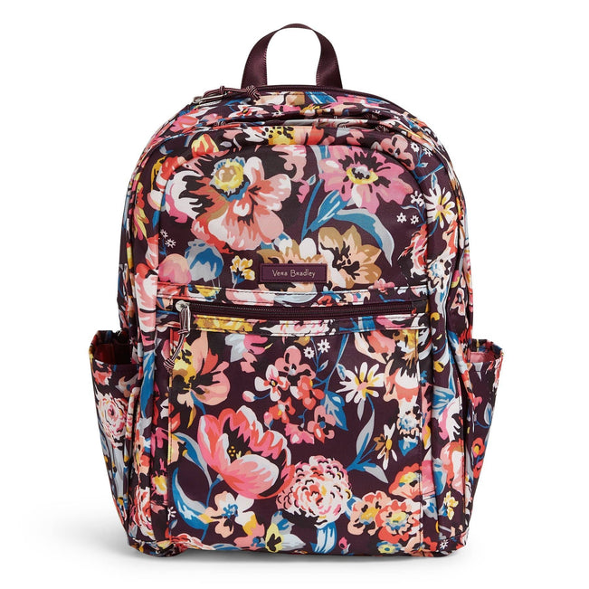 Lighten Up Grand Backpack-Indiana Blossoms-Image 1-Vera Bradley
