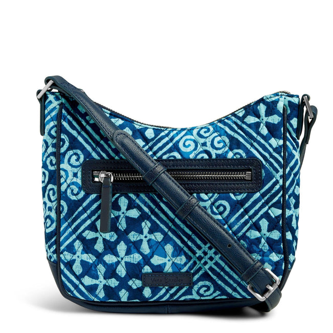 Mini Vivian Crossbody-Cuban Tiles-Image 1-Vera Bradley
