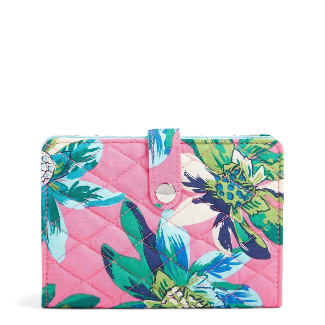 Factory Style Travel Wallet-Tropical Paradise-Image 1-Vera Bradley
