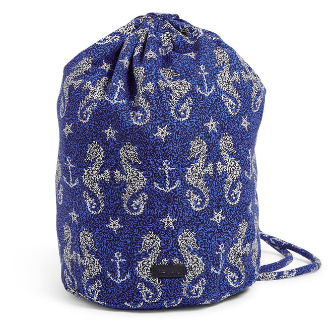Ditty Bag-Seahorse of Course-Image 1-Vera Bradley
