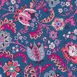Hanging Travel Organizer-Dragon Fruit Floral-Image 7-Vera Bradley