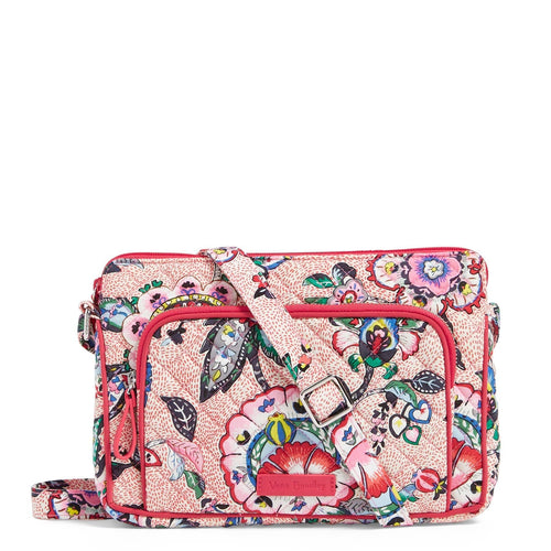 RFID Little Hipster-Stitched Flowers-Image 1-Vera Bradley