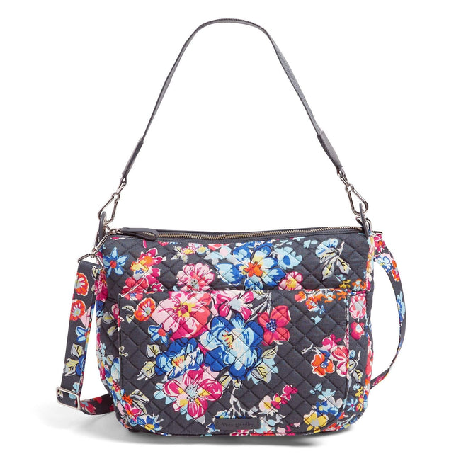 Carson Shoulder Bag-Pretty Posies-Image 1-Vera Bradley