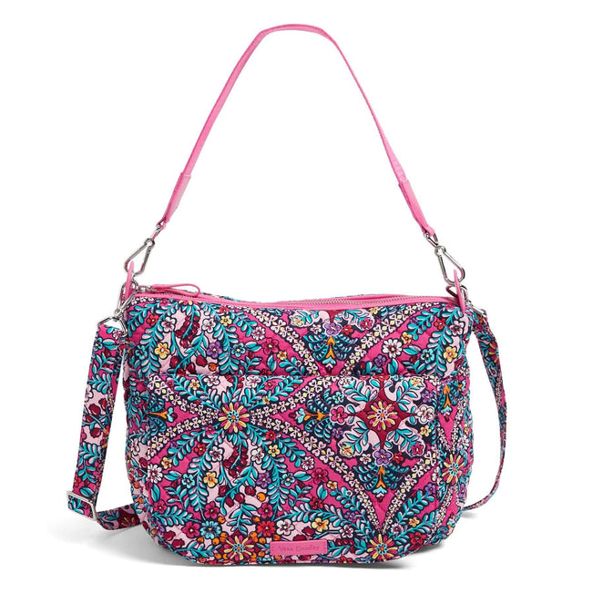 Carson Shoulder Bag-Kaleidoscope-Image 1-Vera Bradley