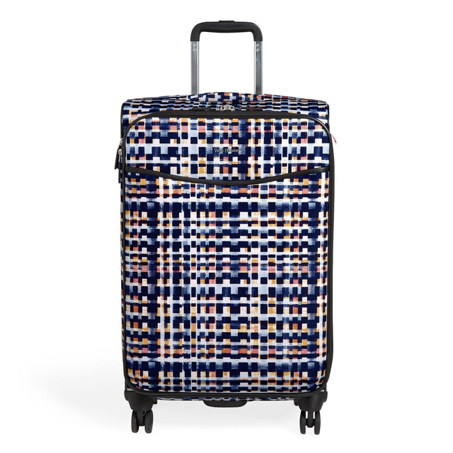 Large Spinner-Abstract Blocks-Image 1-Vera Bradley