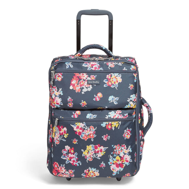 Small Foldable Roller-Tossed Posies-Image 1-Vera Bradley
