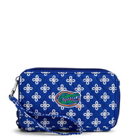Deals on Vera Bradley Collegiate RFID All in One Crossbody Bag