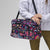 Compact Weekender Travel Bag-Bordeaux Blooms-Image 7-Vera Bradley