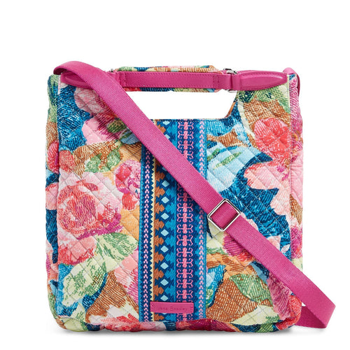Change It Up Crossbody-Superbloom-Image 1-Vera Bradley