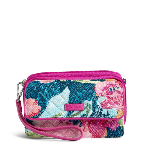 RFID All in One Crossbody-Superbloom-Image 1-Vera Bradley