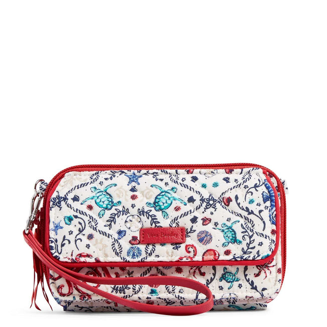 RFID All in One Crossbody-Sea Life-Image 1-Vera Bradley