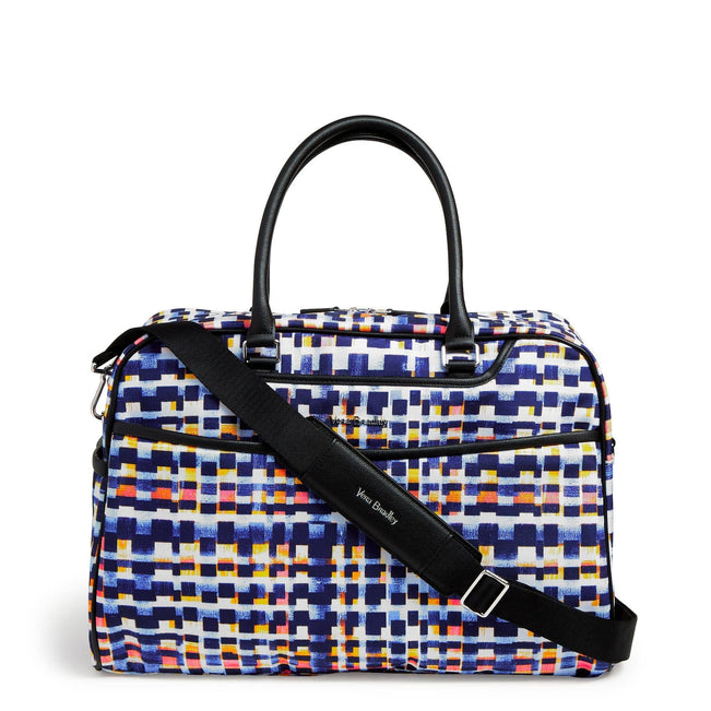 Weekender Travel Bag-Abstract Blocks-Image 1-Vera Bradley