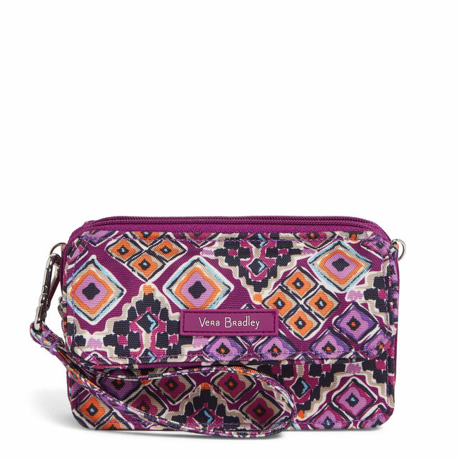 RFID All in One Crossbody-Dream Diamonds-Image 1-Vera Bradley
