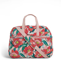 Deals on Vera Bradley Factory Style Grand Traveler Bag