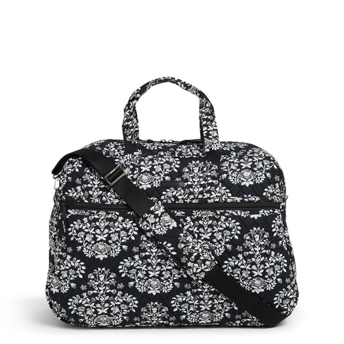 Factory Style Grand Traveler Bag-Chandelier Noir-Image 1-Vera Bradley