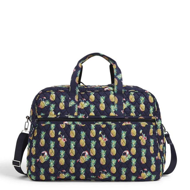 Factory Style Grand Traveler Bag-Toucan Party-Image 1-Vera Bradley