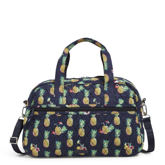 Factory Style Compact Traveler Bag-Toucan Party-Image 1-Vera Bradley