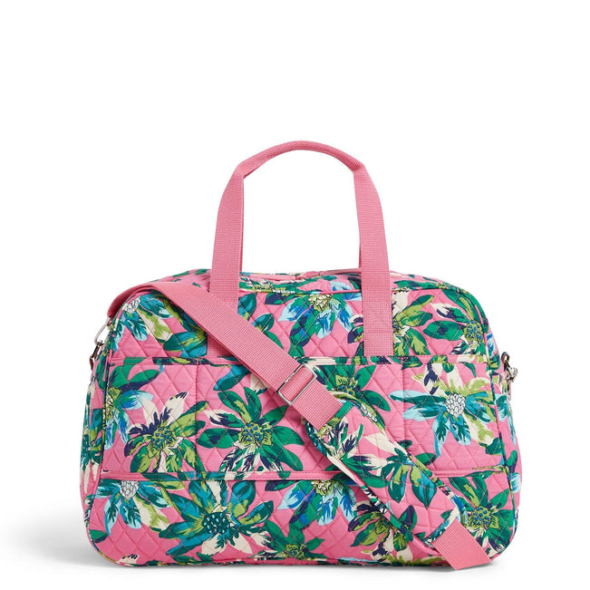 Factory Style Medium Traveler Bag-Tropical Paradise-Image 1-Vera Bradley