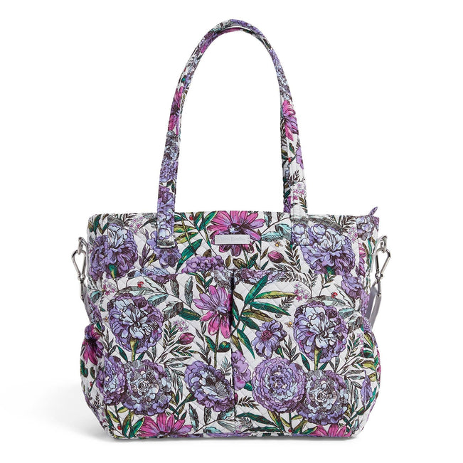 Ultimate Baby Bag-Lavender Meadow-Image 1-Vera Bradley