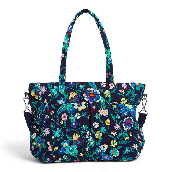 Ultimate Baby Bag-Moonlight Garden-Image 1-Vera Bradley