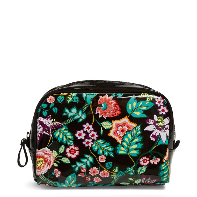 Medium Cosmetic Bag-Vines Floral-Image 1-Vera Bradley