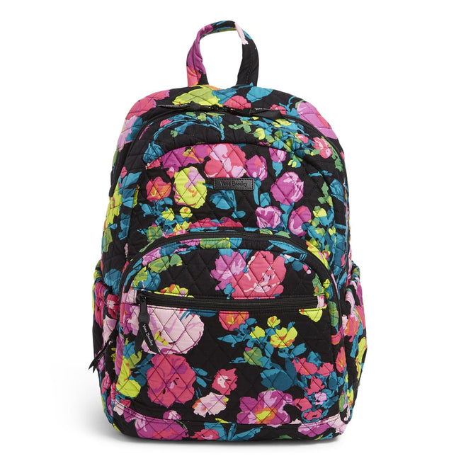 Factory Style Essential Backpack-Hilo Meadow-Image 1-Vera Bradley