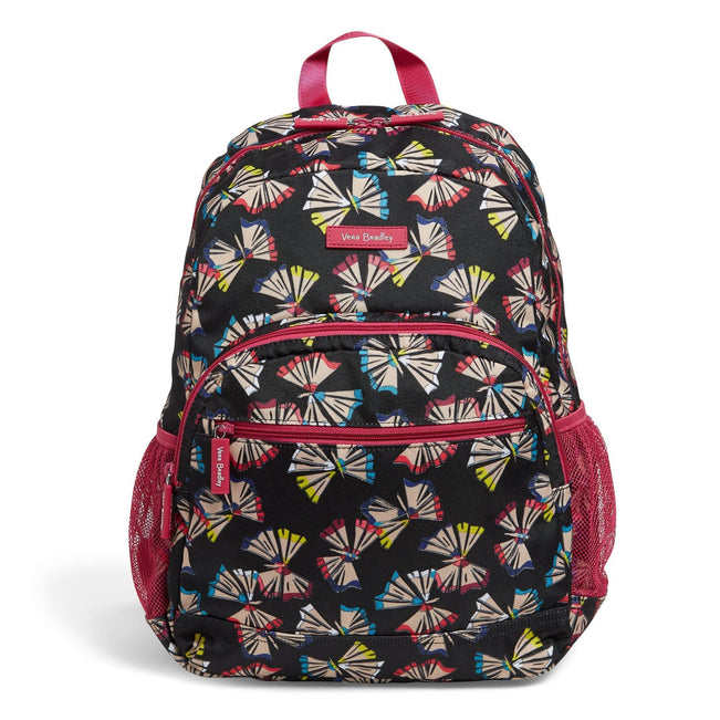 Factory Style Lighten Up Essential Backpack-Art Butterflies-Image 1-Vera Bradley