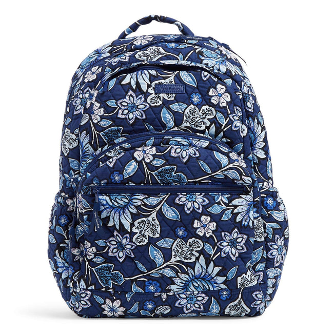 Factory Style Essential Large Backpack-Tropics Tapestry-Image 1-Vera Bradley