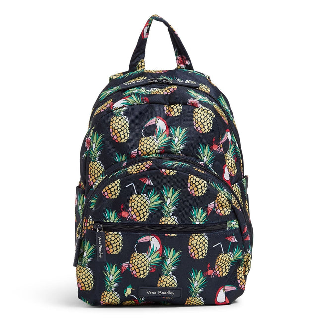 Factory Style Lighten Up Essential Compact Backpack-Toucan Party-Image 1-Vera Bradley