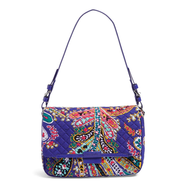 Shoulder Bag-Romantic Paisley-Image 1-Vera Bradley