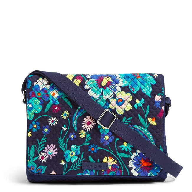 Turnabout Crossbody-Moonlight Garden-Image 1-Vera Bradley