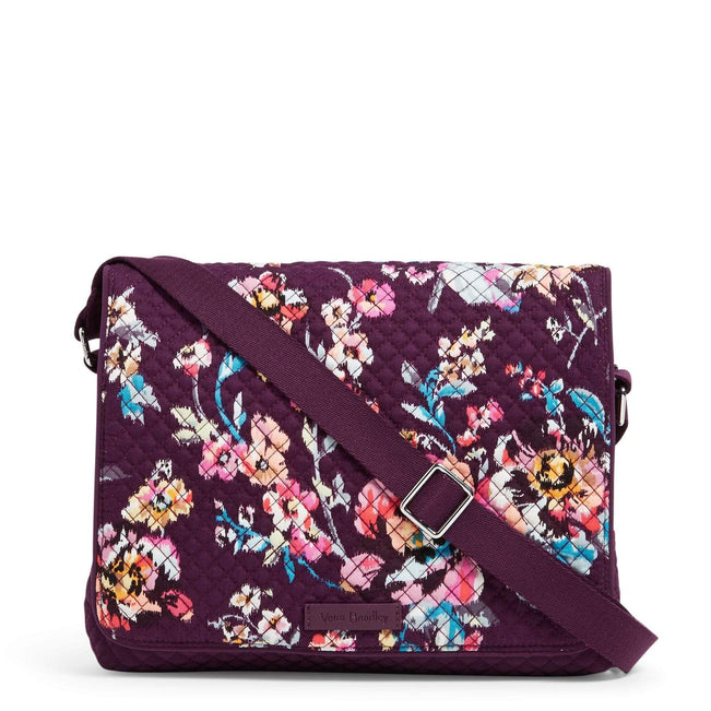 Turnabout Crossbody-Indiana Rose-Image 1-Vera Bradley
