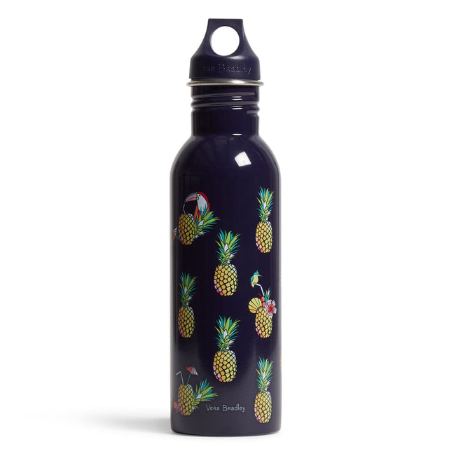 Factory Style Water Bottle 25oz-Toucan Party-Image 1-Vera Bradley
