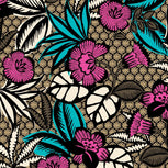 Factory Style Pencil Pouch-Canyon Road-Image 3-Vera Bradley
