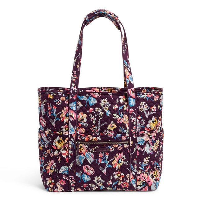 Get Carried Away Tote Bag-Indiana Rose-Image 1-Vera Bradley