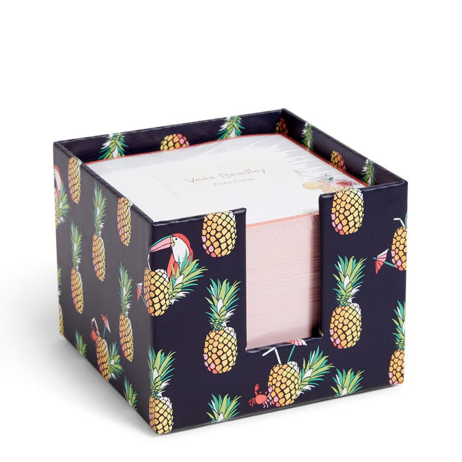 Factory Style Note Cube-Toucan Party-Image 1-Vera Bradley