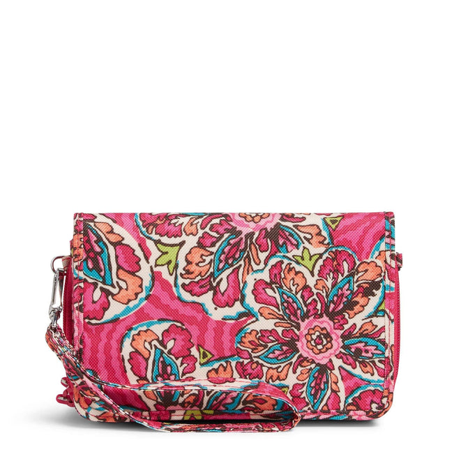 Factory Style Lighten Up RFID 3-in-1 Crossbody-Sunburst Floral-Image 1-Vera Bradley