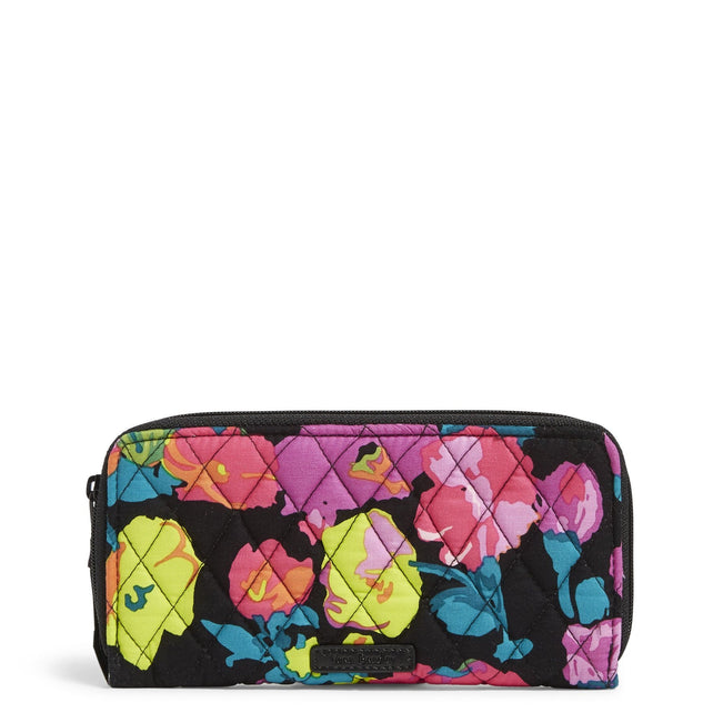 Factory Style Accordion Wallet-Hilo Meadow-Image 1-Vera Bradley