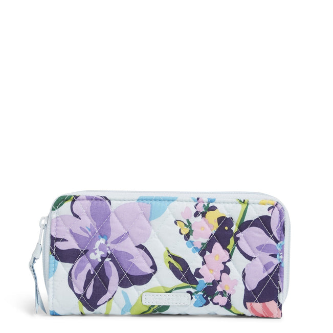 Factory Style Accordion Wallet-Marian Floral-Image 1-Vera Bradley