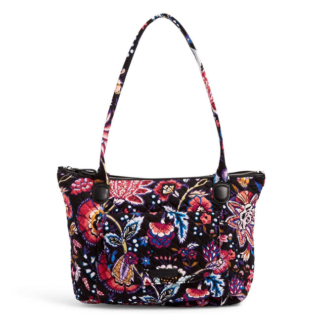 Carson East West Tote Bag-Foxwood-Image 1-Vera Bradley